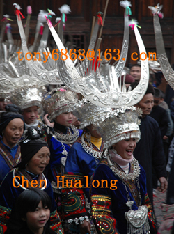 Miao New Year Tour
