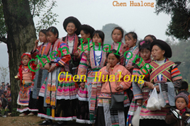 Three Miao festival and Costume